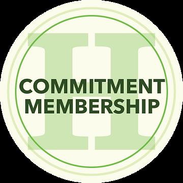 Commitment Membership Icon