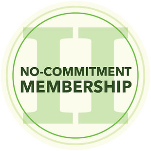 No Commitment Membership Icon