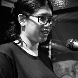 Poet Gemma Mahadeo