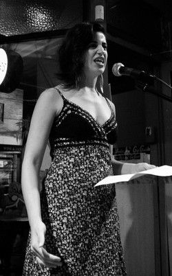 Poet Farah Beaini
