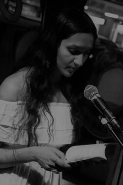 Poet Manisha Anjali