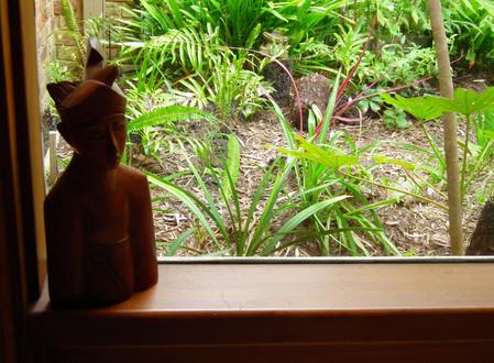 A bright grief - a writer retreats