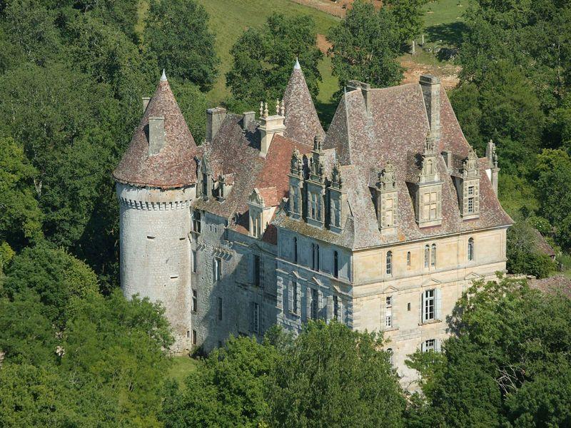 Château du Lanquais