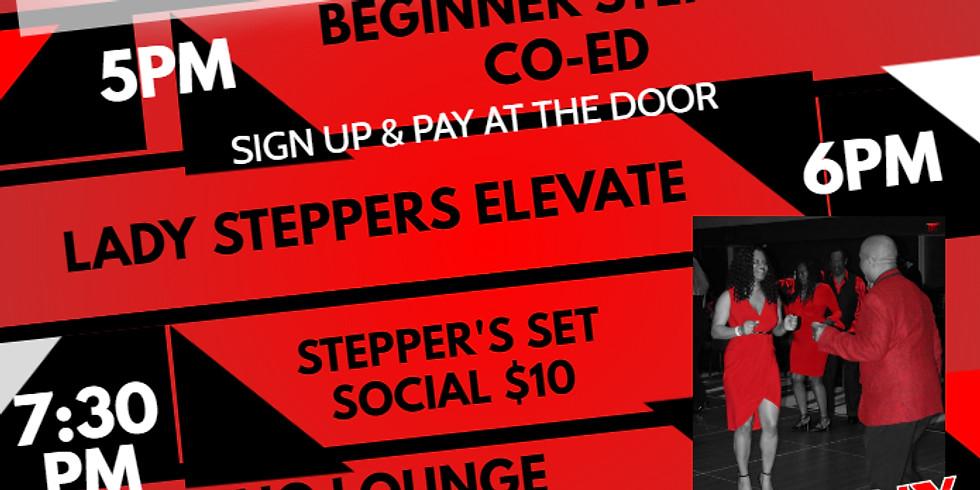 Beginner Steppin