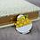 Thumbnail: Yummy Now - Mango Shaved Ice, Premium Enamel Pin, Tsuabing Pin, Baobing Pin