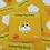 Thumbnail: Guinea Pig Emoji -Cutie, Premium Enamel Pin