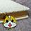 Thumbnail: Guinea Pig Emoji -Smile, Premium Enamel Pin