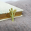 Thumbnail: California Botanical Selection - Euphorbia Ammak, Premium Cactus Enamel Pin