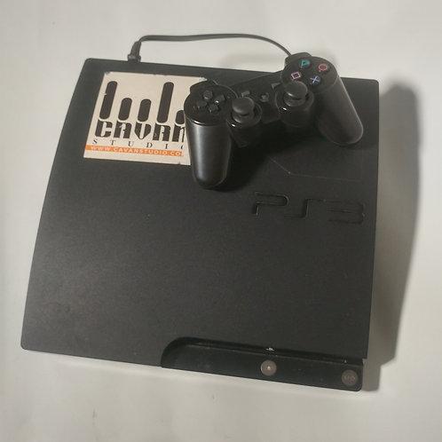 Playstation 3 + 1 control + 3 juegos