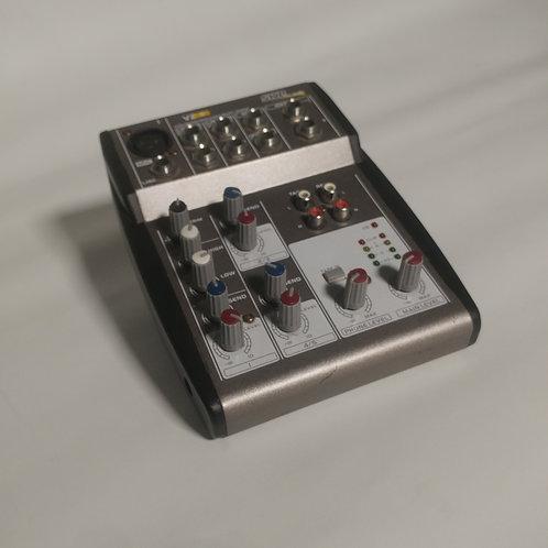 Mixer 4 canales SKP VZ5