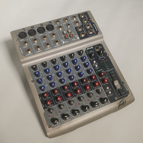 Mixer 8 canales Peavey PV8