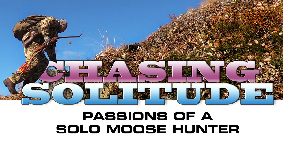 Mike Mitten's Chasing Solitude Premiere