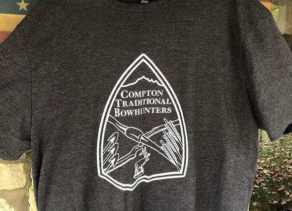 Smoke Gray Adult T-Shirt