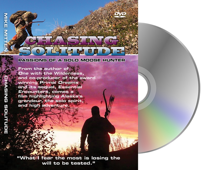 Chasing Solitude DVD - New Release!