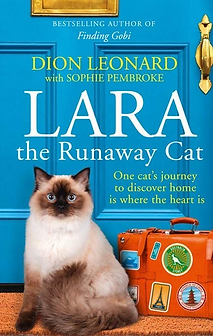 Lara Runaway Cat Dion Leonard