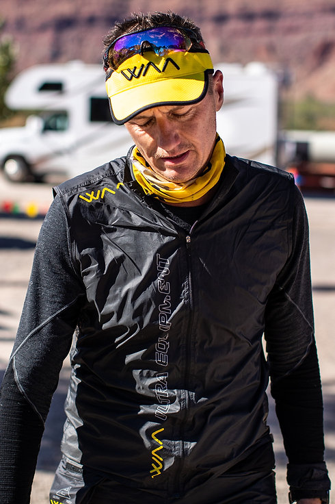 Dion Leonard Ultra Runner