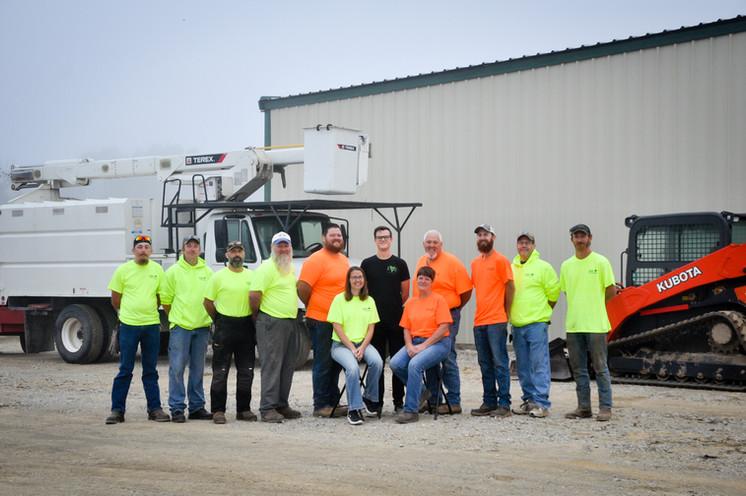 K&K Dirtworks, Inc. Team
