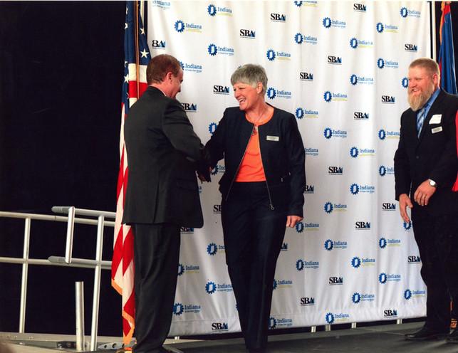 SBA Award Ceremony