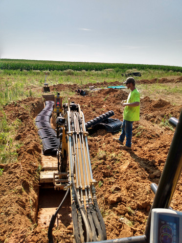 Septic System Install