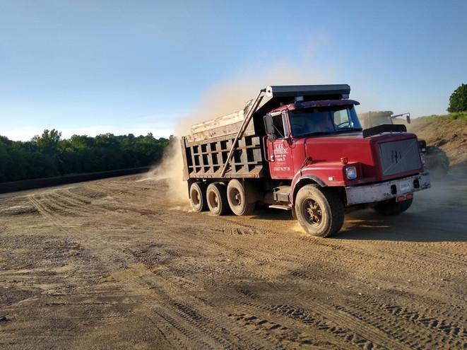 Tri Axle Truck
