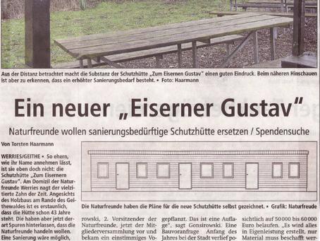 """Ein neuer """"Eisener Gustav"""""""
