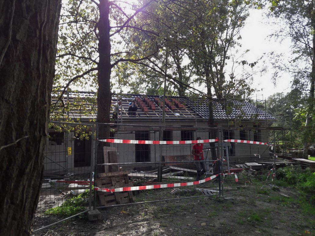2017-09-22 Dacheindeckung 2