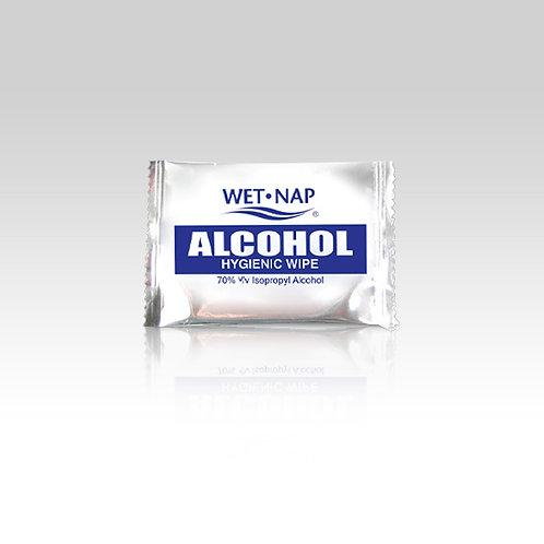Wet Nap Alcohol 1s