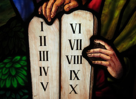 Does loving one another abolish the Ten Commandments?