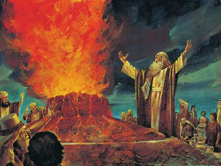 Behold, I Will Send You Elijah