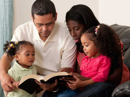 A Call for Consecrated Families