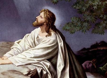 Prayer Rejuvenated Jesus