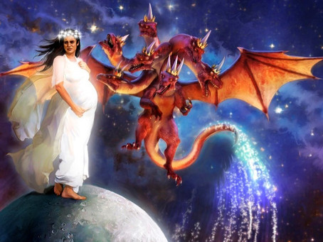And the Dragon Was Wroth With the Woman