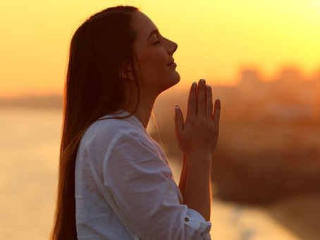 Prayer is the Life of the Soul