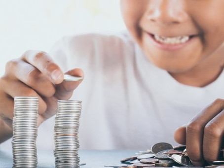 Educating Children With Money