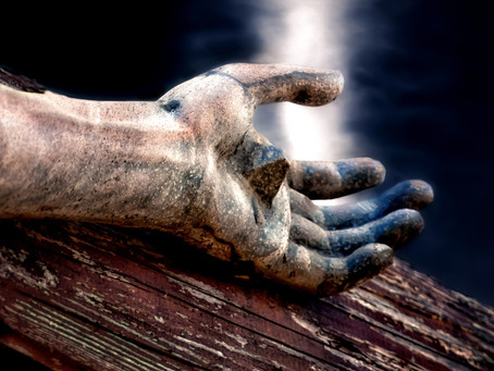 The Hands of Calvary