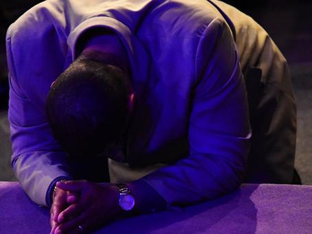 Prayer Needed to Do God's Work