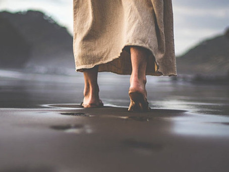 Walking as Christ Jesus Walked