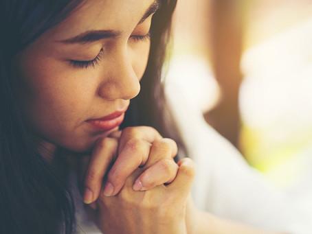 Jesus' Example in Prayer