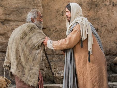 Christ Helped the Needy