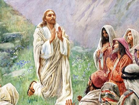 Jesus Invites Us to Pray