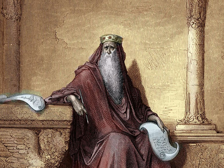 The Mistake of the Wisest Man-Solomon