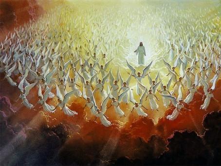 Angels Encamped Around Us