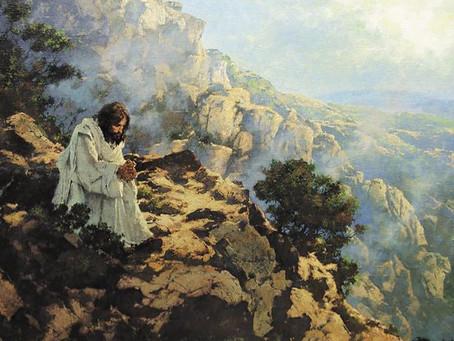 Christ Appears on the Sabbath