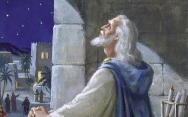 Prayer Was a Necessity to Daniel