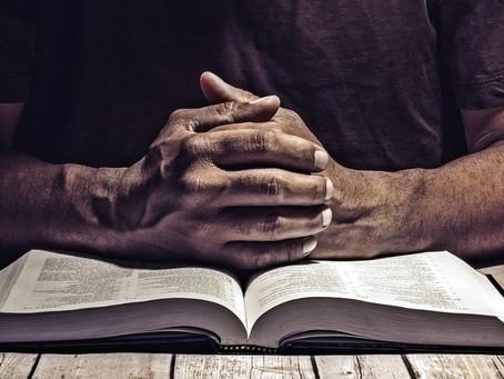 Jesus' Strength Came From Prayer