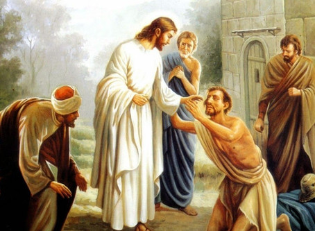 Christ Preached the Gospel to the Poor