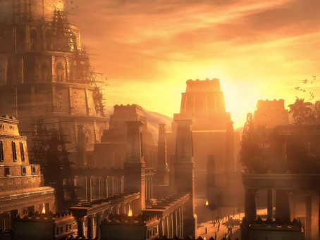 The Rise and Fall of Babylon