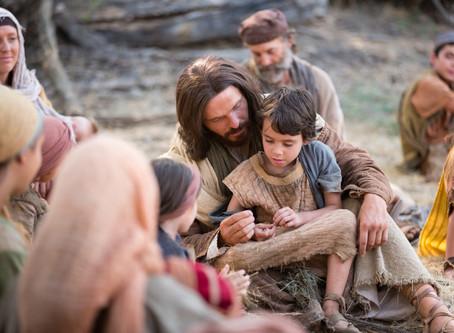 The Tender Love of Jesus