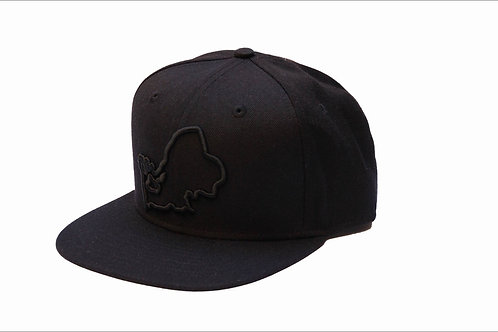 "Cap ""Chiemsee"" black"