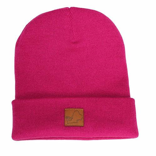 """Mütze """"Chiemsee"""" pink"""
